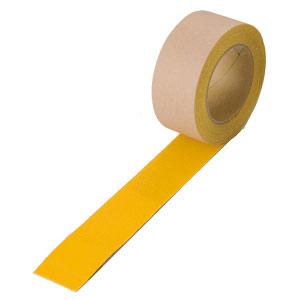 ユニラインテープ 374−21 黄 50幅×5m