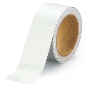 反射テープ 374−36 白 50幅×10m