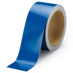 反射テープ 374−40 青 50幅×10m