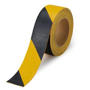 ユニラインテープ 374−53 反射 黄/黒 50mm幅×5m