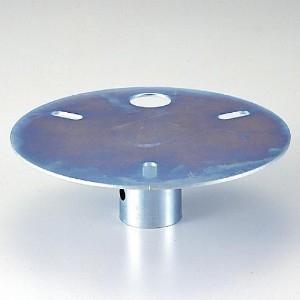 回転灯用三脚受皿のみ 387−22