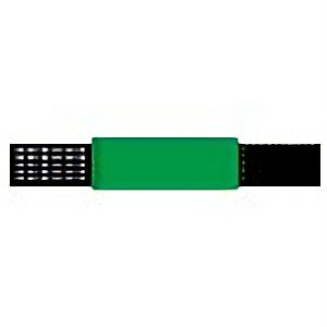 ピンレスゴム腕章緑 848−52