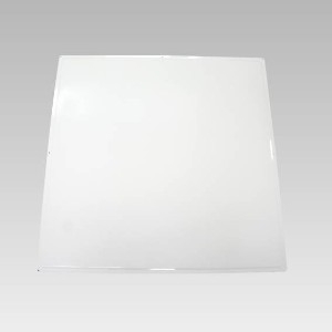 白鉄板 893−01 900×900×0.6 明治山