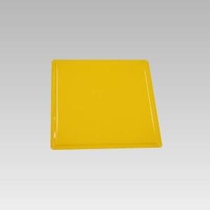 黄鉄板 893−08 450×450×0.5 明治山