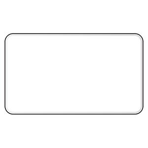 アルミ白無地板 894−56 350×600
