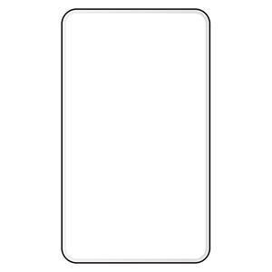 アルミ白無地板 894−57 600×350