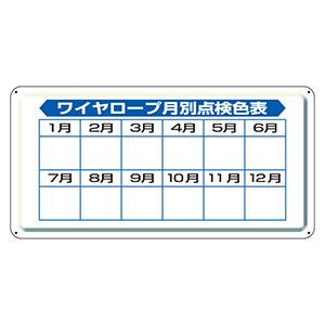 点検色標識 899−01 板のみ