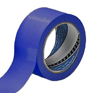 ライン用ビニルテープ No.340 青 50mm幅×20m