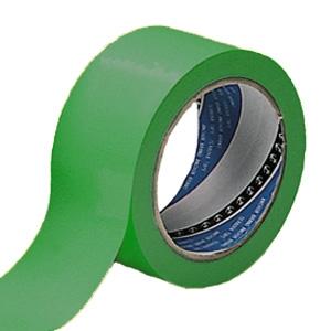 ライン用ビニルテープ No.340 緑 50mm幅×20m