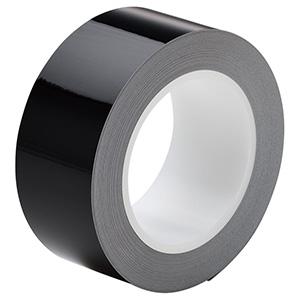 ラインテープ ベルデビバハードテープ(屋内推奨) 黒 50mm幅×20m