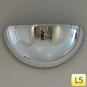 壁掛けミラー ラミL5