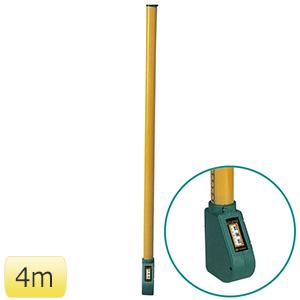 高さ測定用ポール メジャーポール No.202 4m