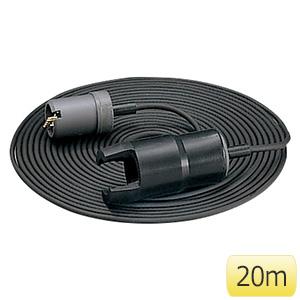 酸素濃度計用部品 6H20 20mセンサコード