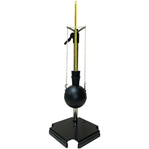 黒球温度計 グローブサーモメーター 石川式(架台付)