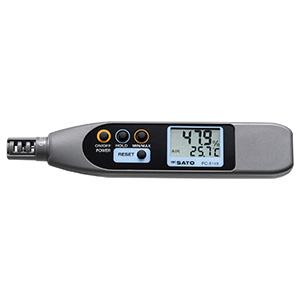 ペンタイプ温湿度計 PC−5110