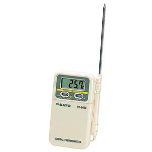 デジタル温度計 PC−9400