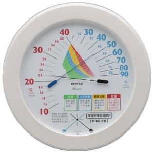 環境管理温湿度計 TM−2482