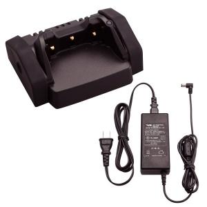 無線機VX582UCAT用 充電器CD−51・ACアダプターPA−47セット
