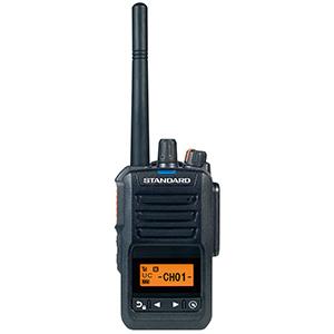 登録局 デジタル簡易無線 VXD30