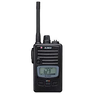 特定小電力無線 DJ−P221M