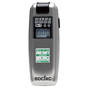 アルコール検知器 ソシアック SC−103