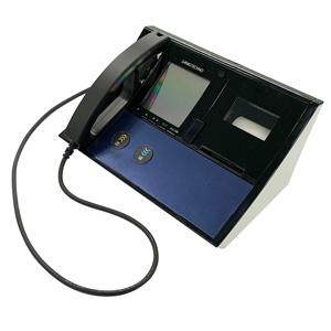 呼気アルコール検知器 ALC FACE アルコフェイス ST−2000 ネイビー