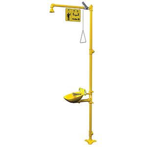 洗眼ユニット S19314 緊急シャワー洗眼ユニット