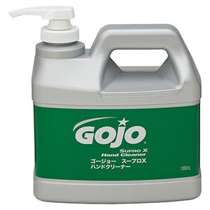 ゴージョー スープロXハンドクリーナー ポンプ付ボトル 1890ml
