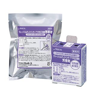 便座除菌クリーナー アルボースクリーンジェル専用芳香剤 120個