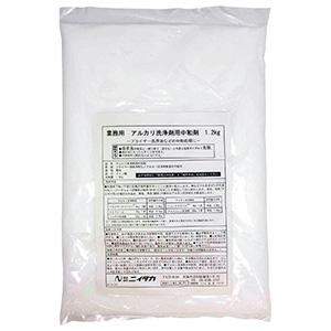 フライヤー用洗浄剤 アルカリ洗浄剤用中和剤 1.2kg×4袋