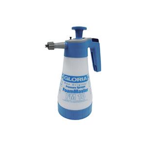 発泡洗浄機・小型 GLORIA 蓄圧式フォーマー FM10