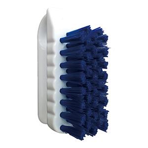 バーキュート(R)衛生管理用 私の爪ブラシ BCN−B 青