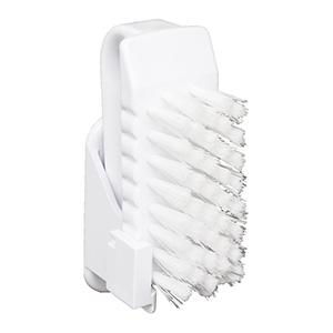 バーキュート(R)衛生管理用 私の爪ブラシホルダーセット BCNS−W 白