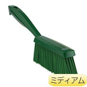 清掃用具 ベーカリーブラシ 4589 ミディアム 緑