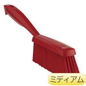 清掃用具 ベーカリーブラシ 4589 ミディアム 赤