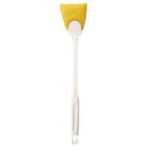 多目的クリーナー柄付 (ロング) イエロー 5個/袋
