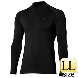 BTパワーストレッチ サーモデオ ハイネックシャツ JW−275 LL