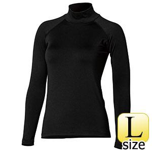 BTパワーストレッチ サーモデオ ハイネックシャツ レディース JW−269 L
