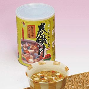 保存食 けんちん汁 1缶 (20食分)