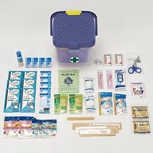 救急用品 救急セット10人用−2