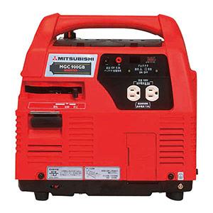 カセットガス発電機 インバーター搭載 MGC900GB
