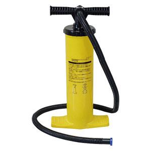 圧縮保管袋用 Wアクションポンプ (空気抜き用)