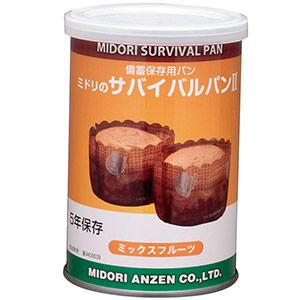 サバイバルパン�U ミックスフルーツ 24缶/箱