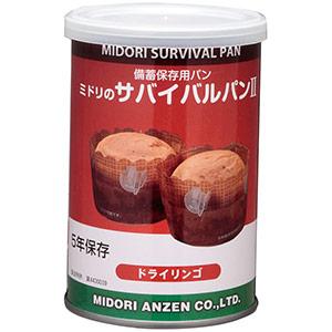 サバイバルパン�U ドライリンゴ 24缶/箱