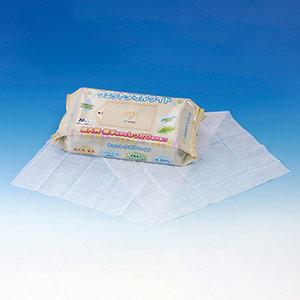 ウェットタオルワイド (ノンアルコール・無香料) 30枚/袋