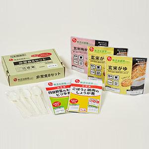 イシイの非常食 Bセット (5年保存) 10式/箱
