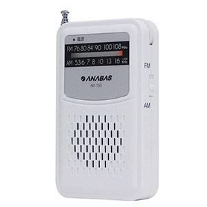ポケットラジオ NR−750