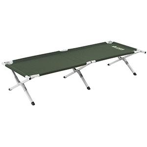 折りたたみ式ベッド FDコットDX−AH グリーン
