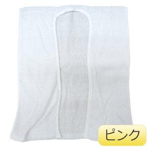 今治タオルの汗とりインナータオル 5枚/袋 ピンク BR−613
