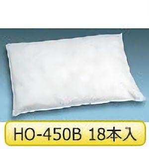 液体吸着材 オイルパッド エコマーク商品 HO−450B 18本入